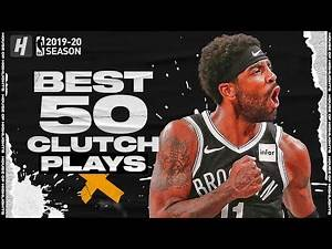 BEST 50 Clutch Plays & Game-Winners of the 2019-20 NBA Regular Season!