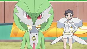 Pokemon Season 17: XY Episode 33 The Bonds of Mega Evolution!