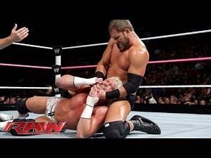 Dolph Ziggler vs. Curtis Axel: Raw, Nov. 4, 2013