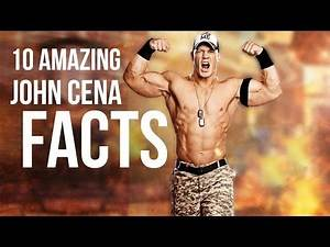 10 Things You Didn't Know About John Cena