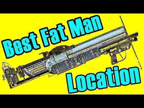 Fallout New Vegas: The Best Unique Fat Man Location Esther