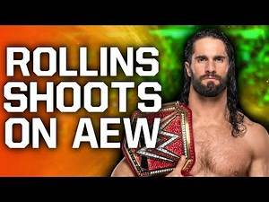 Seth Rollins Takes More Shots At AEW & Kenny Omega | More WWE Releases Coming?