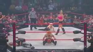 Beautiful People & Kong vs ODB, Tara, Sarita & Taylor Wilde