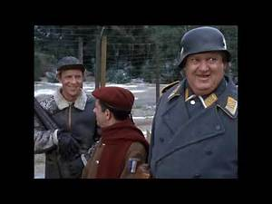 [PART 3: Monkey] He does look good in LeBeau's uniform - Hogan's Heroes
