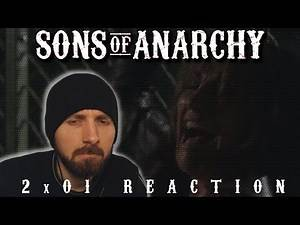 REACTION ► Sons Of Anarchy ► 2x01 - Albification