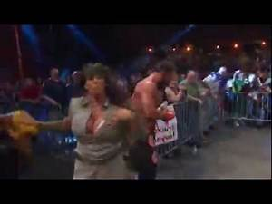 ODB & Eric Young vs Sarita & Rosita - Lockdown 2012