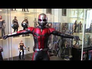 Hot Toys MMS 497 Ant-Man & the Wasp: Ant-Man