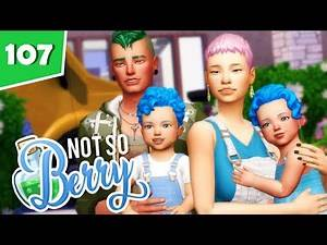 New Home in a New City! | Ep.107 | The Sims 4 Not So Berry