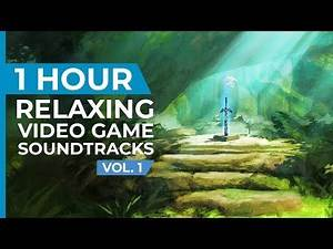 1 Hour of Relaxing Video Game Music to Study|Vol. 1