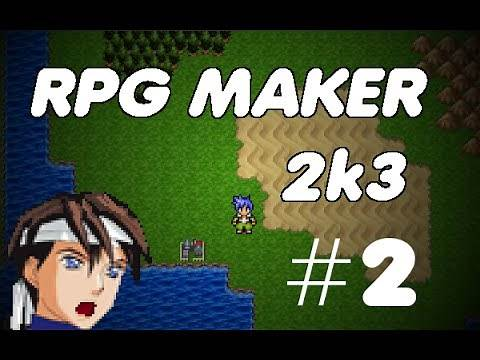 RPG Maker 2003 Tutorial - Part 2: NPCs, Shops and Inns