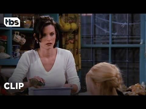 Friends: Monica Caters Ross' Ex-Wife's Wedding (Season 2 Clip) | TBS