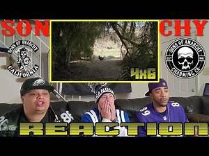 """SONS OF ANARCHY SEASON 4 EPISODE 6 REACTION """"WITH AN X"""""""