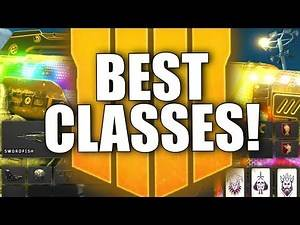 BLACK OPS 4 BEST CUSTOM CLASSES! Top 10 Best Setups, Tips & Tricks, OP Combos & Much More!
