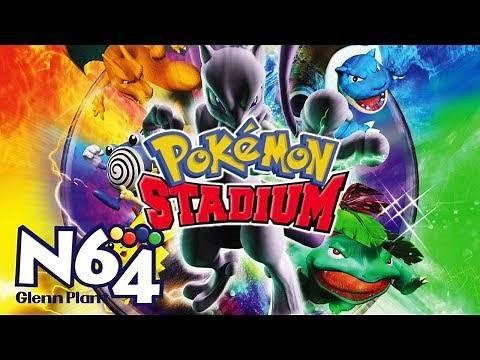 Pokemon Stadium - Nintendo 64 Review - HD