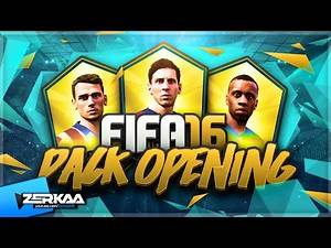 OMG WHAT A PULL!! | FIFA 16 PACK OPENING