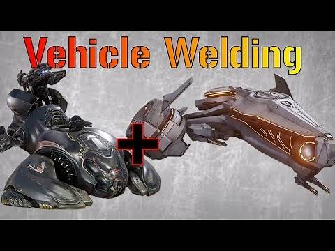 How to Weld Drive able Vehicles in Halo 5 Forge