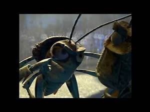 A bug's life but it's only molt