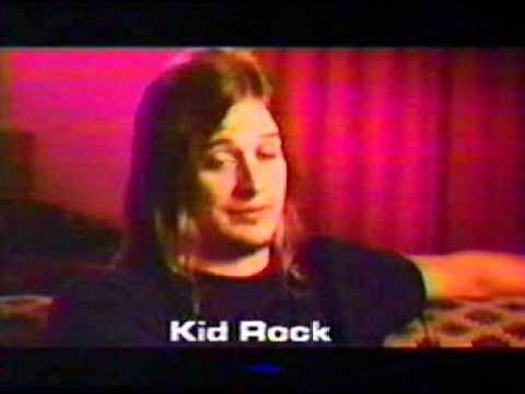 Kid Rock Live Concert At Detroit State Theater