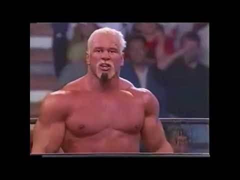 WCW Goldberg Vs Scott Steiner Best match Ever.......