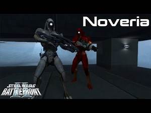 Star Wars Battlefront 2 Mod | Mass Effect: Unification | Noveria