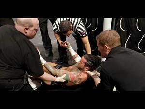 Top 5 Botched moves which broke the neck of WWE wrestlers