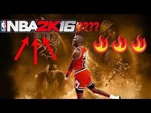 WHY DO I STILL PLAY NBA 2k16??? | TheBlackRanger X
