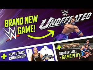 Brand New WWE Game Revealed, More WWE Stars Join The Wrestling Code, Retromania Updates & More!
