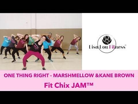 One Thing Right :: Marshmellow & Kane Brown :: Dance Fitness
