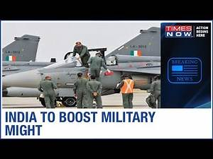 India ups ante against China, PM Modi strengthens military