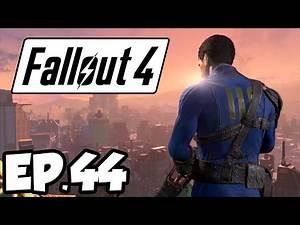 Fallout 4 Ep.44 - MIRELURK KING!!! (Gameplay)