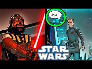 The Only Time Tarkin Was SHAKING IN FEAR!! - Star Wars Comics Explained