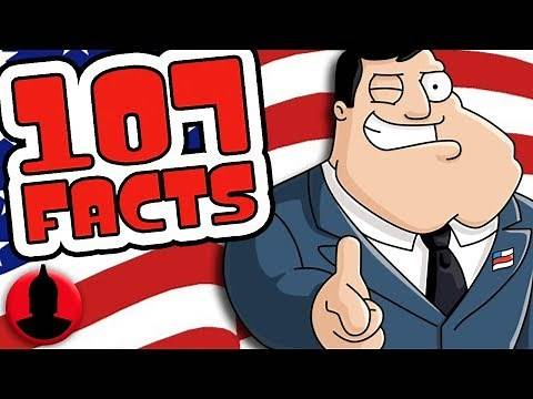107 American Dad Facts You Should Know! | Channel Frederator