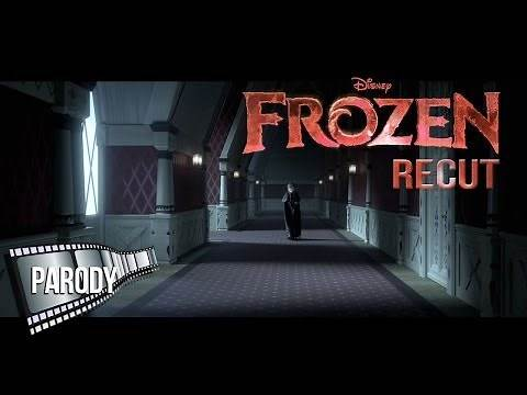 Disney's Frozen Trailer (Horror Recut)