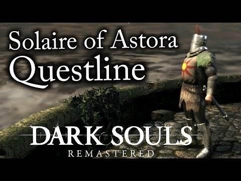 Dark Souls:Remastered | Solaire of Astora (Sun Bro) Questline [Guide]
