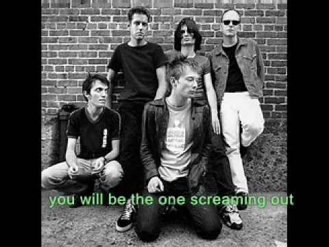 Radiohead - High and Dry Lyrics