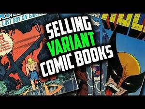 Selling Variant Comic Books, Kamandi & 30 Days of Night at SDCC 2019 with Brian Pulido