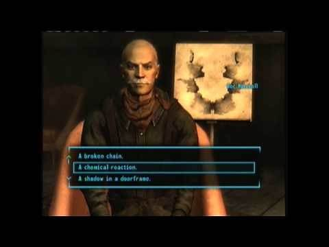 best way to start a character Fallout New Vegas