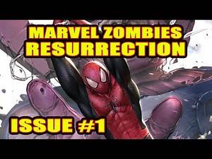 Marvel Zombies: Resurrection ( issue 1 of 4, 2020)