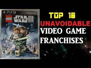 TheReviewSpace Top 10 Unavoidable Video Game Franchises