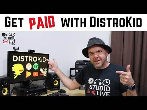 DistroKid: How to get paid