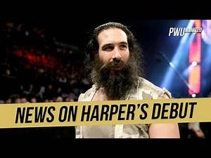 Reported AEW Debut Date For The Former Luke Harper