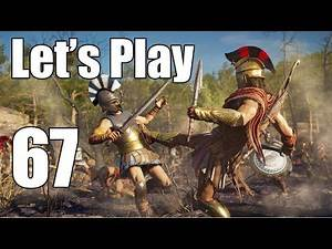 Assassin's Creed Odyssey - Let's Play Part 67: Where it All Began