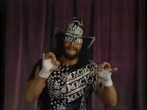 Macho Man Randy Savage Promo on NYC Rumble (01-08-1994)