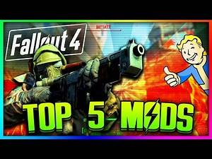 Fallout 4 Xbox One Mods - 5 BEST MODS To Download Right Now In Fallout 4! (Fallout 4 Xbox One Mods)