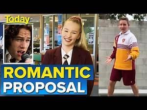 Queensland teen recreates iconic movie scenes | Today Show Australia