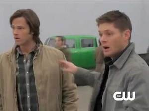 """Supernatural 6x15 """"The French Mistake"""" Clip"""