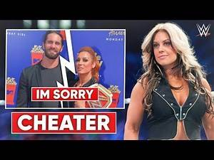 Seth Rollins Gets LEAKED AGAIN After Cheating with Kaitlyn & Sending Some Questionable Texts - WWE