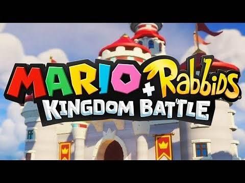 Mario Rabbids Kingdom Battle - Complete Game Walkthrough (All Worlds)