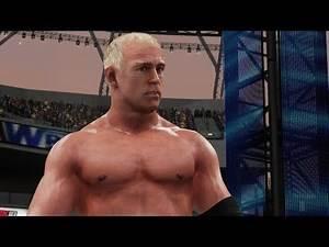 Hardcore Holly WWE 2k18 Mod
