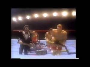 WWF Ice Hockey Shootout Toy Commercial (1991) - 90's Commercial